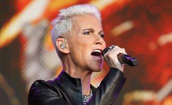 Murió Marie Fredriksson, cantante de Roxette   Roxette