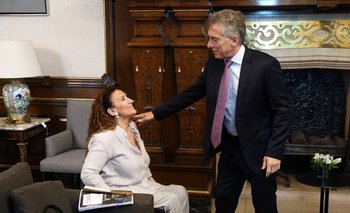 Michetti se despidió de Macri con un emotivo mensaje | Macri presidente