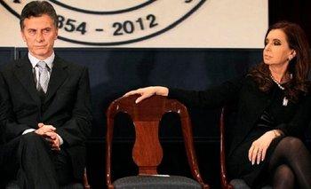 Mauricio Macri espió a Cristina Kirchner | Espionaje ilegal