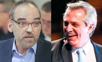 Fernando Iglesias y un polémico mensaje contra Alberto    Alberto presidente