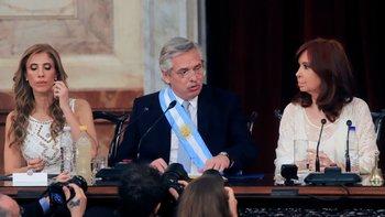 El contrato social y el Nunca Más | Alberto presidente