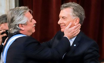 El secreto de Alberto que sube su imagen y derrumba la de Macri | Alberto fernández