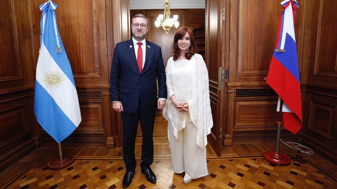 Noticias: Cristina pidió autorización para volver a viajar a Cuba