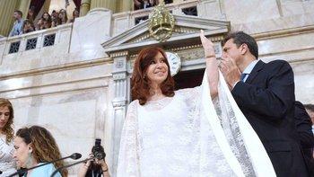 Cuándo y por qué Cristina vuelve a ser presidenta  | Alberto presidente