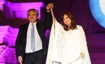 Reviví el momento en que CFK anunció la fórmula con Alberto | Un antes y un después