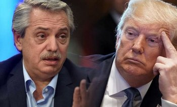 Ruido con EEUU por una provocación de la Casa Blanca | Alberto presidente