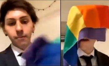 Los pañuelos, lo imperdonable | Alberto presidente