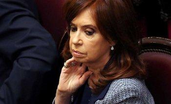 Cristina rompió el silencio tras ser desestimado su pedido | Congreso