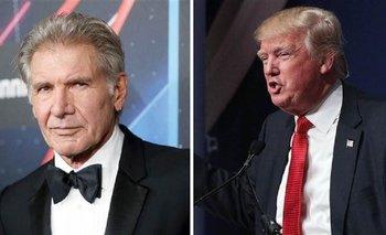 Harrison Ford apuntó a Donald Trump | Estados unidos