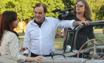 Oliver Stone prepara un documental con CFK y Alberto | Cristina kirchner