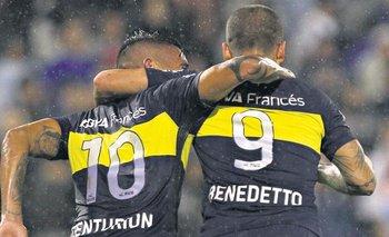 El insólito pedido de Benedetto a Boca por Centurión | Boca juniors