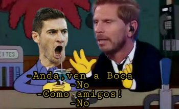Estallaron los memes contra el 'Pollo' Vignolo | Boca juniors