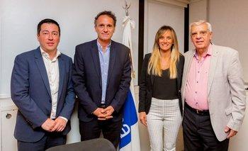 Malena Galmarini asumió en AYSA y es la primera presidenta del ente | El gabinete de alberto