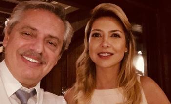 Alberto denunció una campaña troll contra Fabiola Yáñez | En redes sociales