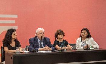 González García anunció la restitución del protocolo de ILE | Aborto legal