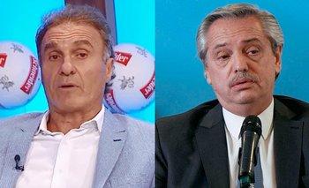 Ruggeri, indignado por los festejos en la asunción de Alberto | Televisión
