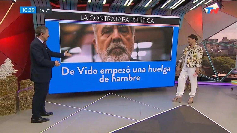 Ordenaron la liberación de Julio De Vido por la causa cuadernos