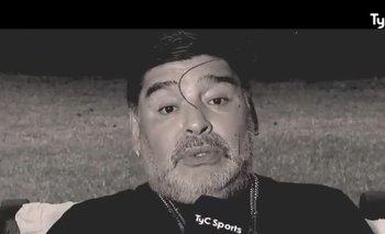 El desopilante pedido de Maradona a Alberto Fernández | Diego maradona
