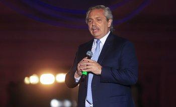 Alberto ayudó a los pobres, bajó el riesgo país y quiere usar a Majul | Alberto presidente