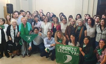 Legisladoras impulsan el protocolo de aborto no punible | Ciudad de buenos aires
