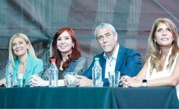 Cristina pidió discutir la matriz económica y elogió a Alberto | Cristina kirchner