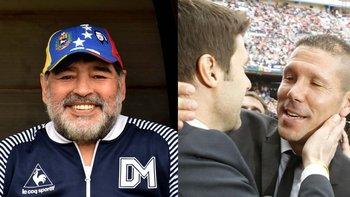 Maradona pidió un técnico para Boca | Boca juniors
