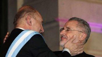 Picante audio de ministro de Perotti a un jefe de la Policía | Santa fe