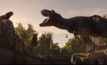 El nuevo adelanto de Jurassic Park 3 | Jurassic world