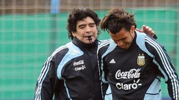 La anécdota de Maradona adentro de un ropero en la Selección | Tyc sports