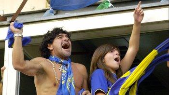 La chicana de Maradona contra River con una canción de Boca | Boca juniors