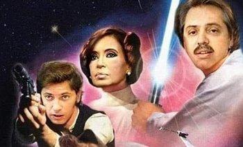 Llegó una nueva trivia peronista en homenaje a Star Wars | Peronismo