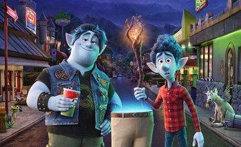 Hay Pixar para rato: Onward estrena nuevo tráiler extendido   Pixar
