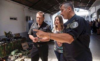 "Frederic: ""Vamos a invitar a la familia de Santiago Maldonado"" | Giro oficial"