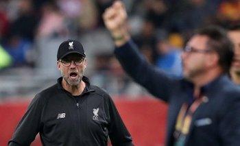 Mohamed se peleó con Klopp y el DT del Liverpool se burló | Mundial de clubes