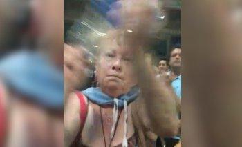 Militantes macristas agredieron a periodista de El Destape | Congreso