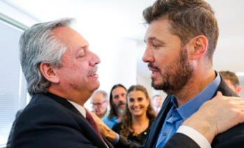La chicana futbolera de Alberto Fernández para Tinelli | Marcelo tinelli