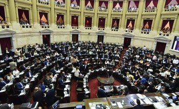Diputados tratará el proyecto sobre deuda esta semana | Sesiones extraordinarias