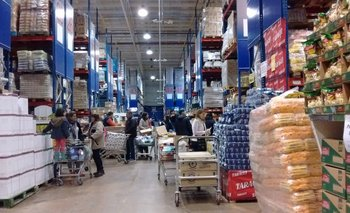 La inflación mayorista se disparó arriba del 54% | Crisis económica
