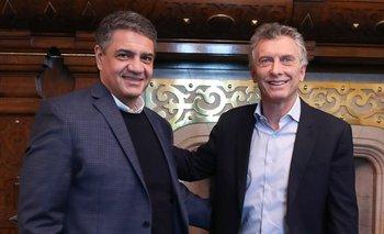 La primera foto de Macri en su oficina | Mauricio macri