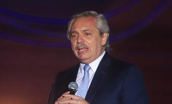 Alberto aumentará el sueldo de todos los trabajadores | Alberto presidente