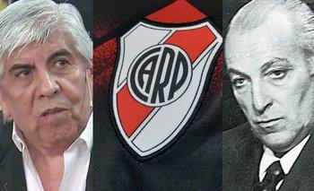Hugo Moyano comparó a River con López Rega   Independiente