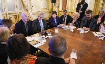 Caparrós integró la mesa del Consejo contra el Hambre | Crisis económica