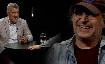 Pedro Saborido en una charla peronista con Dady Brieva | Es con dady