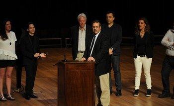 De Secretaria a Ministerio: Tristán Bauer festejó en el CCK | Ministerio de cultura