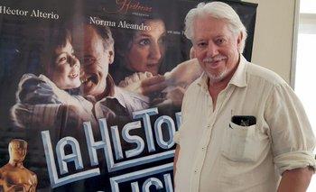 Luis Puenzo prometió incentivar la industria del cine | Incaa