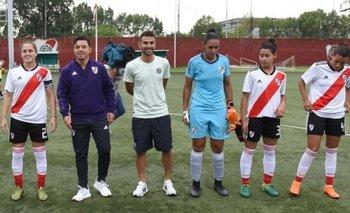 La bronca del fútbol femenino de River con la dirigencia | River plate