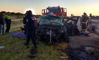 Triple choque en la ruta 22 provocó 7 muertos | Accidente de tránsito