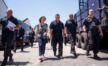Frederic anunció que revisará el accionar de Gendarmería | Caso maldonado