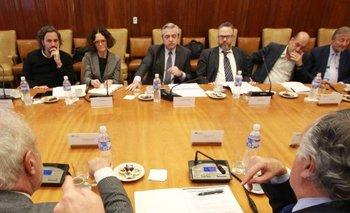 Cómo será la suba salarial a privados que negocia el Gobierno | Alberto presidente
