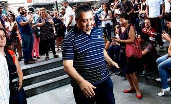D'Elia dio positivo de COVID-19 y fue internado | Coronavirus en argentina
